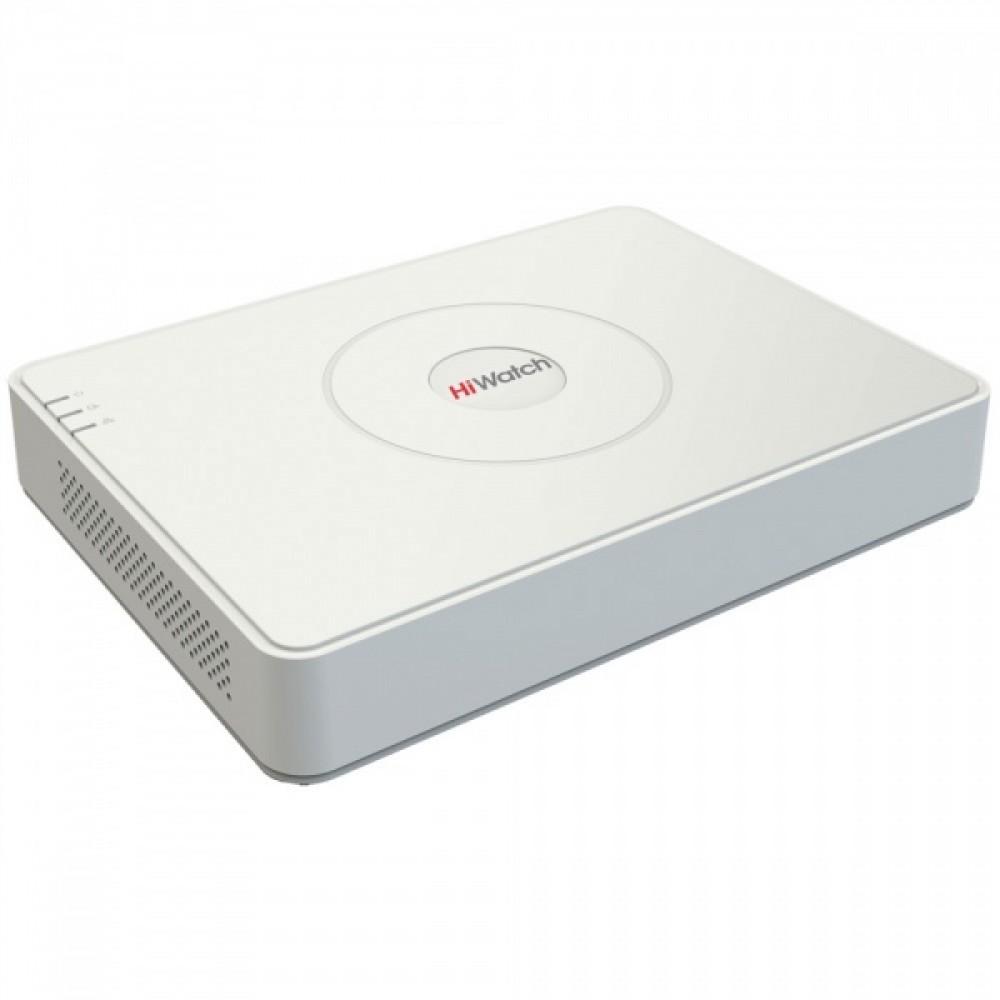 HiWatch DS-H216Q 16-канальный (+ 2 IP) DVR с поддержкой TVI до 3Мп и H.265