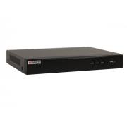 HiWatch DS-H208U(B) - 8-ми канальный гибридный HD-TVI регистратор
