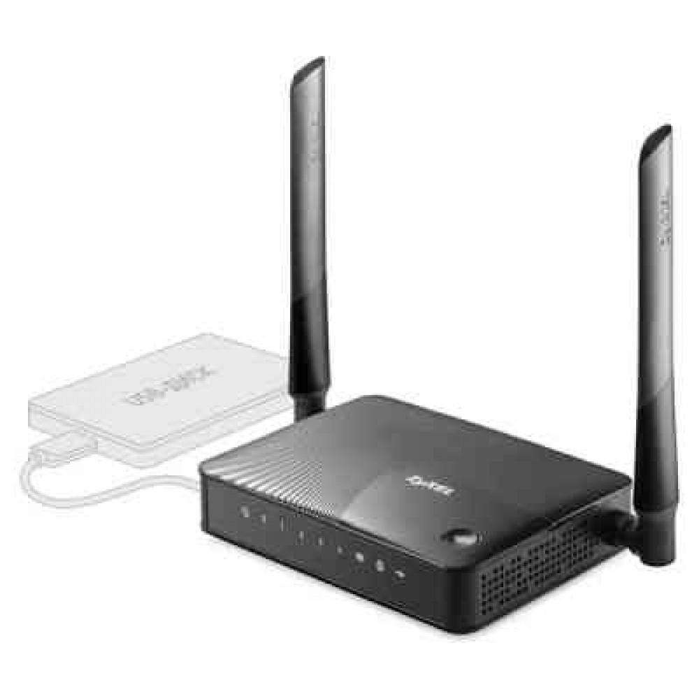 Wi-Fi роутер Zyxel Keenetic Omni II