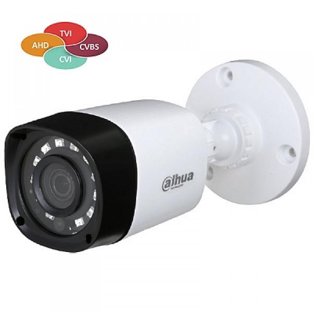 Гибридная видеокамера DH-HAC-HFW1220RP-0280B (Dahua)