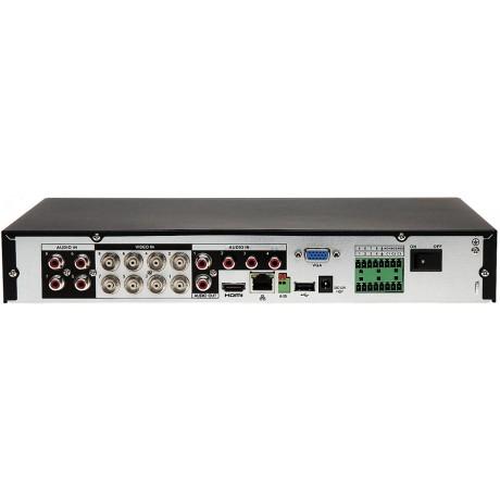 Гибридный видеорегистратор DHI-XVR5108HE-S2 (Dahua)