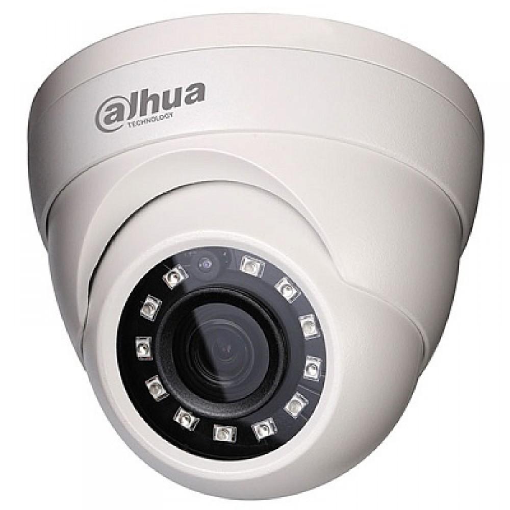 Гибридная видеокамера DH-HAC-HDW1200MP-0360B-S3 (Dahua)