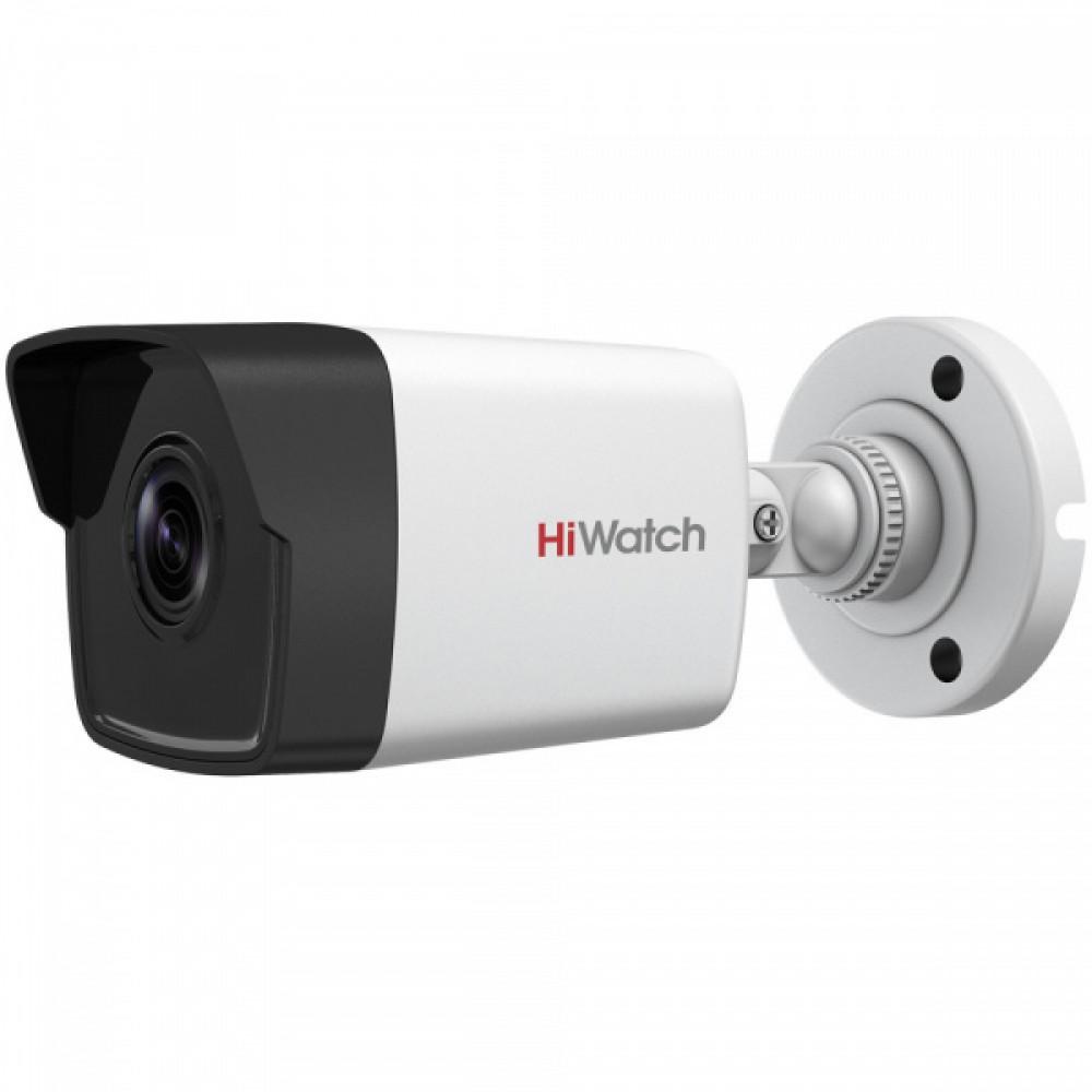 HD-TVI видеокамера DS-T500 (Hiwatch)