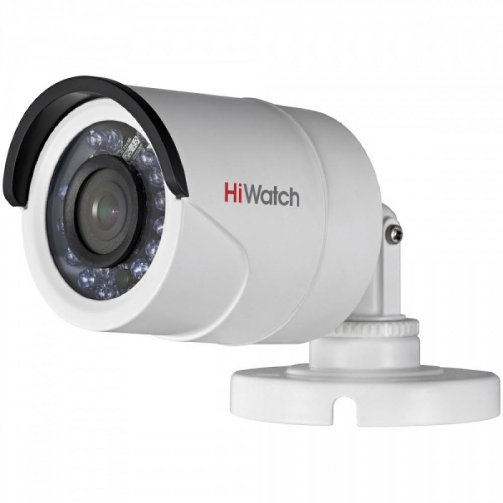 HD-TVI видеокамера DS-T200 (Hiwatch)