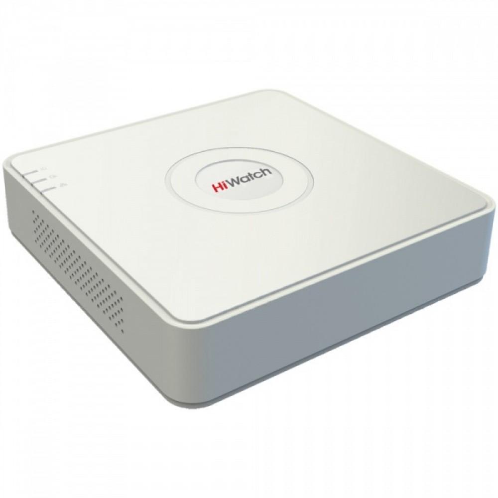 NVR (IP видеорегистратор) DS-N104P (HiWatch)
